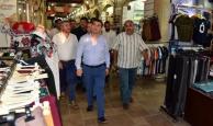 Kepez'de kurulan Mısır Çarşısı'nda Alışveriş Festivali başlıyor