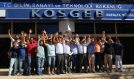 KOSGEB'ten KOBİ'lere destek