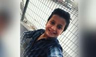 Maganda kurşunu 13 yaşındaki çocuğu hayattan kopardı