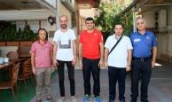 Manavgat'ta spor merkezleri denetlendi
