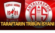 07 Gençlik Taraftar Derneğinden Antalyaspor yönetimine tepki