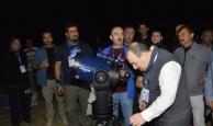 Teknoloji Bakanı Antalya'da 2600 rakımda gökyüzünü inceledi