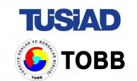 TOBB ve TÜSİAD'dan ortak açıklama