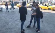 Türkler'den umudu kesince turistleri sömürürken yakalandılar