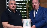 Başkonsolos Rogoza'dan ATSO'ya ziyaret