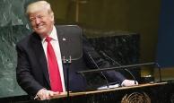 Dünya liderleri BM'de Trump'a güldü