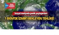 İzmir'i bekleyen büyük tehlike!