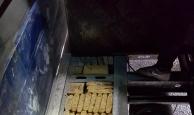 Tırdan 56 kilo eroin çıktı