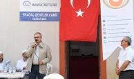 Vali Karaloğlu Manavgat'ta cami açılışı yaptı