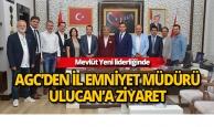 AGC'den Mehmet Murat Ulucan'a ziyaret