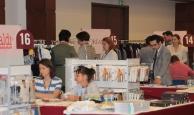 Antalya'daki iç giyim fuarına Türkiye'den yaklaşık 19 firma, Rusya'dan da 59 alıcı ile birlikte 100 firma katılıyor