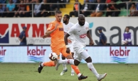 Antalyaspor, Aytemiz Alanyaspor'u 1-0 yendi