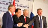 Avrasya Meclis Başkanları 3. Toplantısı sona erdi