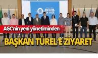 Başkan Türel AGC'yi ağırladı