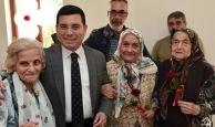 Kepez'de yaşlılara 5 yıldızlı hizmet