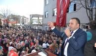 Başkan Yanık AK Parti'den istifa etti