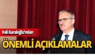 """Vali Karaloğlu: """"Antalya, rüştünü ispat etmiş bir destinasyondur"""""""