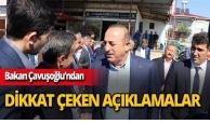 """Bakan Çavuşoğlu: """"Yeni Zelanda'daki o terörist yalnız değildir"""""""