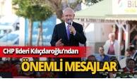 Kılıçdaroğlu'ndan Antalya'da dikkat çeken mesajlar!