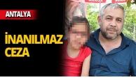 """Antalya'da şoke eden iddia: """"Kızgın maşa ile parmağını yaktı"""""""