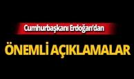 """Erdoğan'dan flaş sözler: """"Bunlar politikanın yüzkarası"""""""