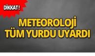 Tüm Türkiye için uyarı geldi: Yarından itibaren...