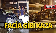 Zincirleme kaza: 2 ölü, 6 yaralı!