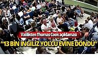 Antalya Valiliği'nden Thomas Cook açıklaması