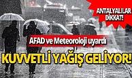 22 Kasım Antalya hava durumu