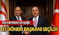 Bakan Çavuşoğlu EİT Dönem Başkanı seçildi