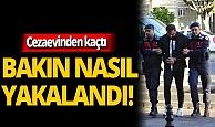 Manavgat'da cezaevi firarisi yakalandı