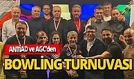 ANTİAD ve AGC'den dostluk turnuvası