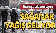 Akdeniz ve çevresinde fırtınaya dikkat!