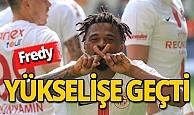 Angolalı futbolcudan büyük çıkış