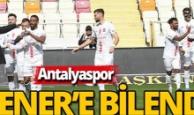 Antalyaspor ligde ve kupada çıkışını sürdürmek istiyor