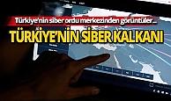 Türkiye'nin siber kalkanı görüntülendi