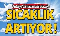 12 Mart 2020 Perşembe günü Antalya'da hava nasıl olacak?