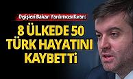 8 ülkede 50 Türk vatandaşı Kovid-19 nedeniyle hayatını kaybetti