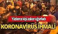 Ankara otogarında büyük ihmal!