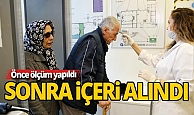 Antalya Büyükşehir vatandaşın ateşini ölçtü