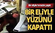 Antalya'da hırsızlık olayı!