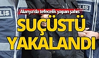 Antalya'da tefeci operasyonu