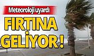 Antalya dikkat: Fırtına geliyor!