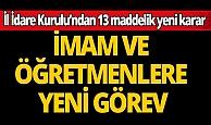 Antalya İl İdare Kurulu'ndan, 13 maddelik yeni karar