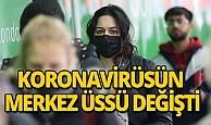 DSÖ: Avrupa artık koronavirüs krizinin merkez üssü haline geldi