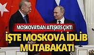 Işte Rusya-Türkiye İdlib mutabakatı