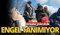 Mültecinin hayali Avrupa