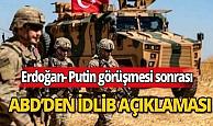 Pompeo: İdlib'de Türkiye'ye destek konusunda tüm seçenekleri değerlendiriyoruz