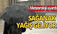 Meteoroloji uyardı: Antalya'da hava sağanak yağışlı geçecek!