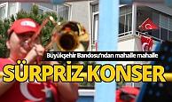 Antalya Büyükşehir Belediyesi'nden sürpriz konser